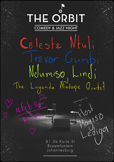 Comedy&Jazz
