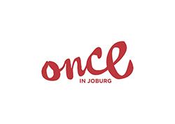 Once In Joburg Logo