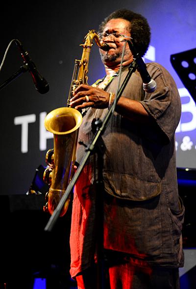 Salim Washington & Sankofa CD Launch