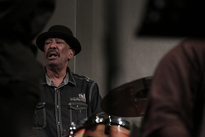 Louis Moholo-Moholo - 18 March - Media